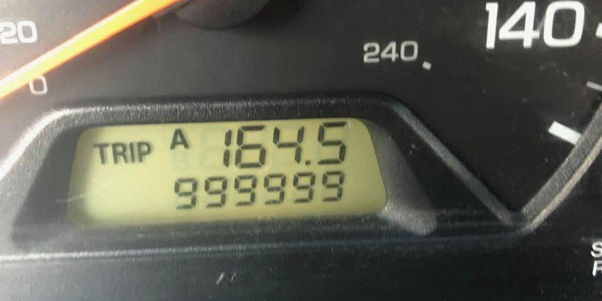 NC man shares mileage milestone: Honda Accord hits 1 million miles