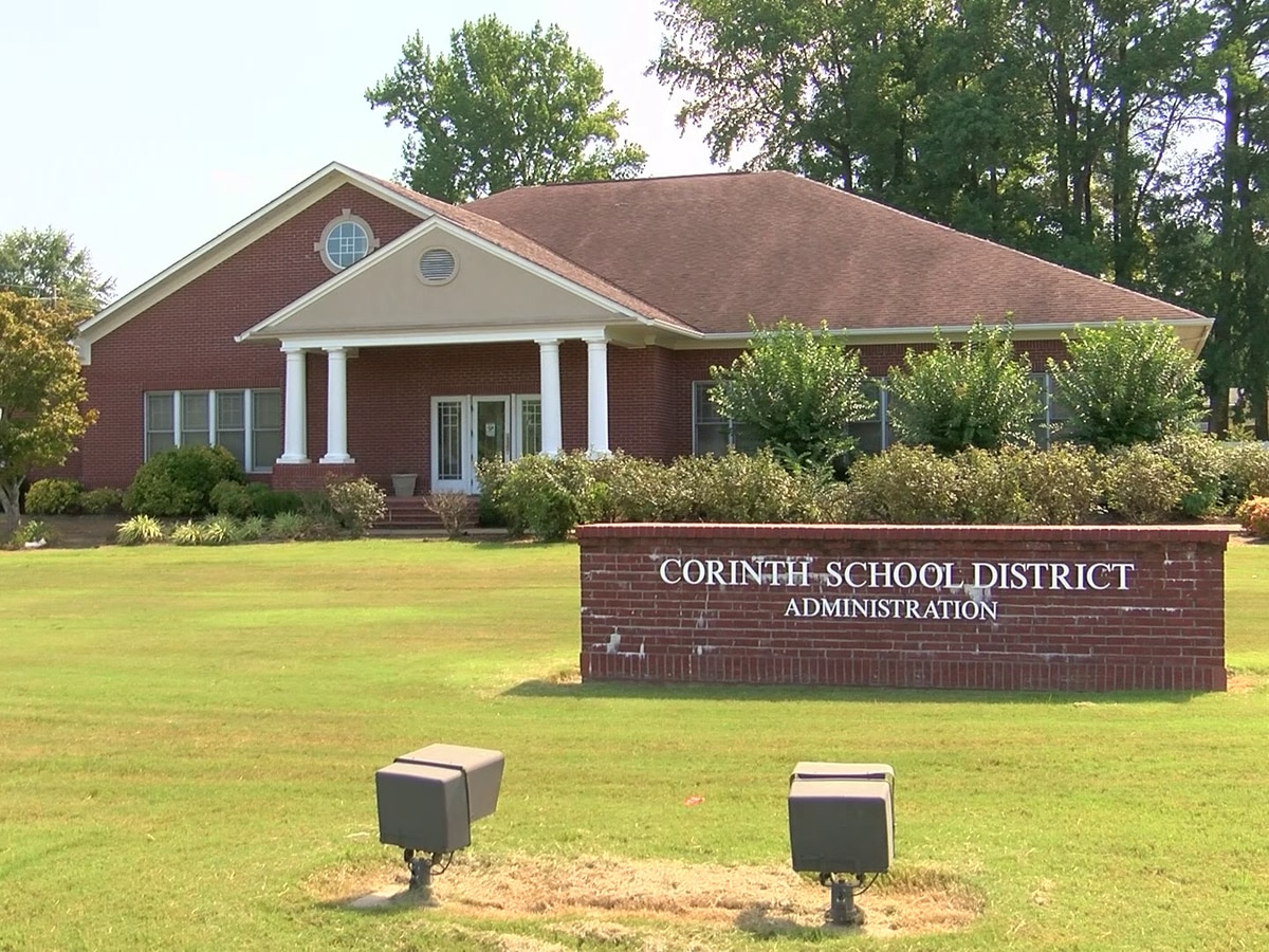 Two additional students test positive for COVID-19 at Corinth High School