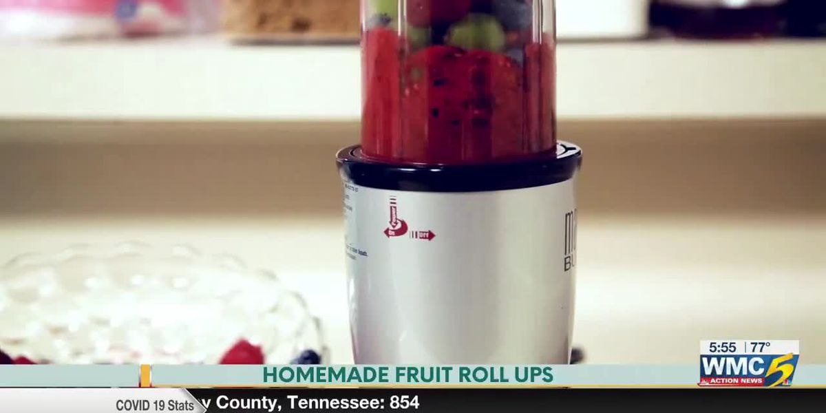 Back to school with Bluff City Life - Homemade fruit roll-ups