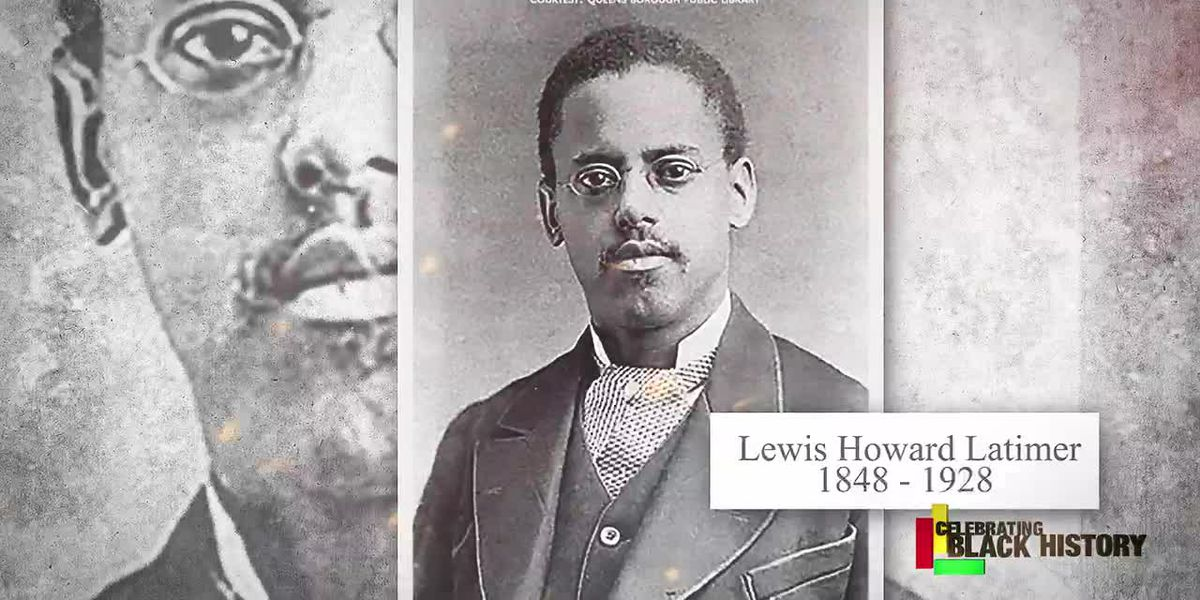 Celebrating Black History: Lewis Latimer, inventor and draftsman