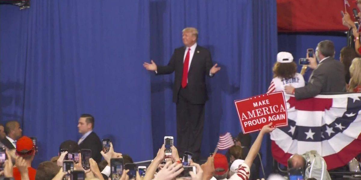 Trump becomes 'X-Factor' in 2018 TN U.S. Senate race