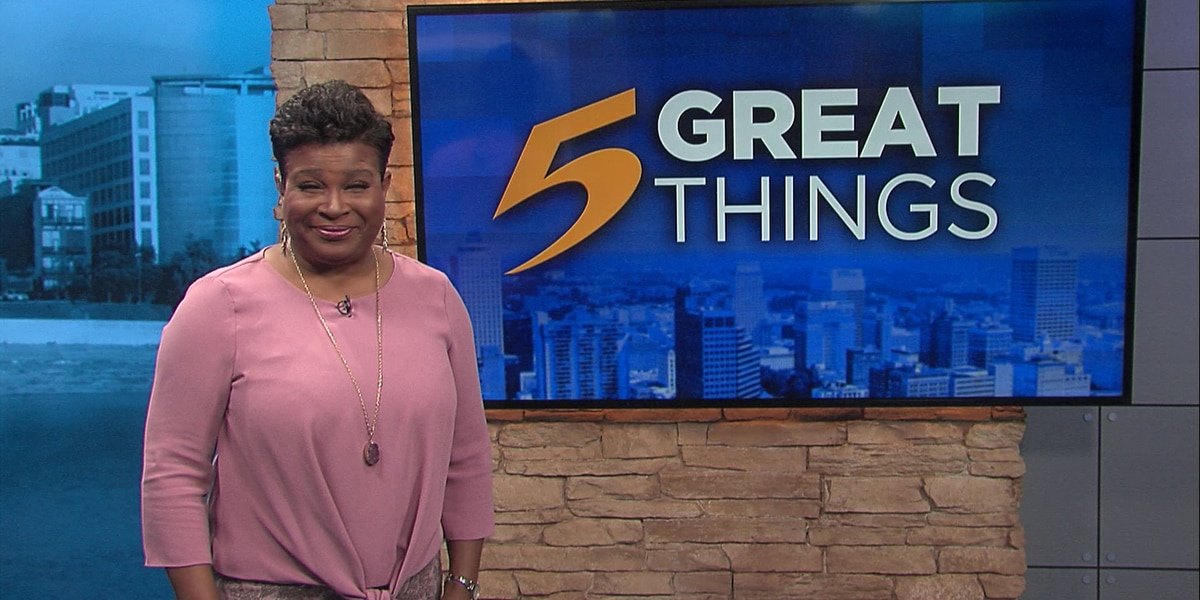 5 Great Things: Program helps veterans overcome addiction, Graceland hosts annual holiday lighting ceremony