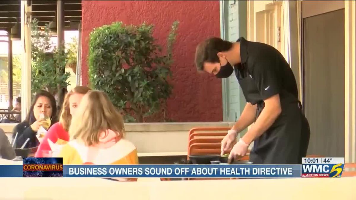 Business owners fear layoffs with latest health directive in effect