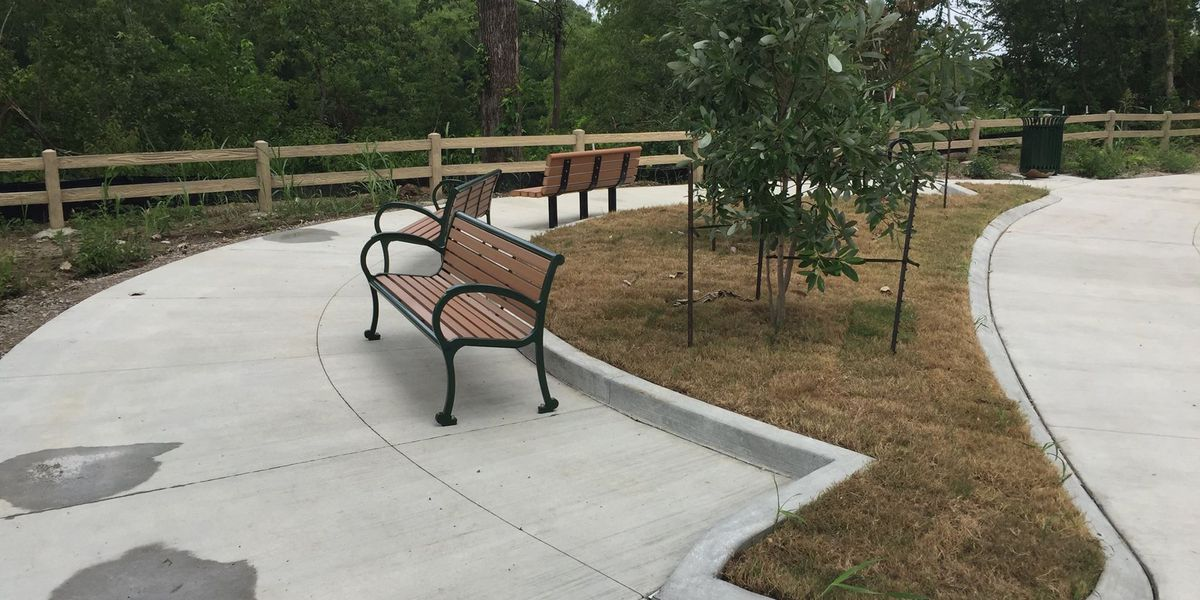 Wolf River Greenway opens Saturday