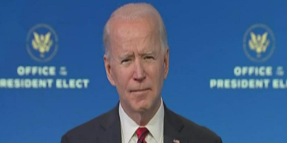 LIVE: Biden announces his science team