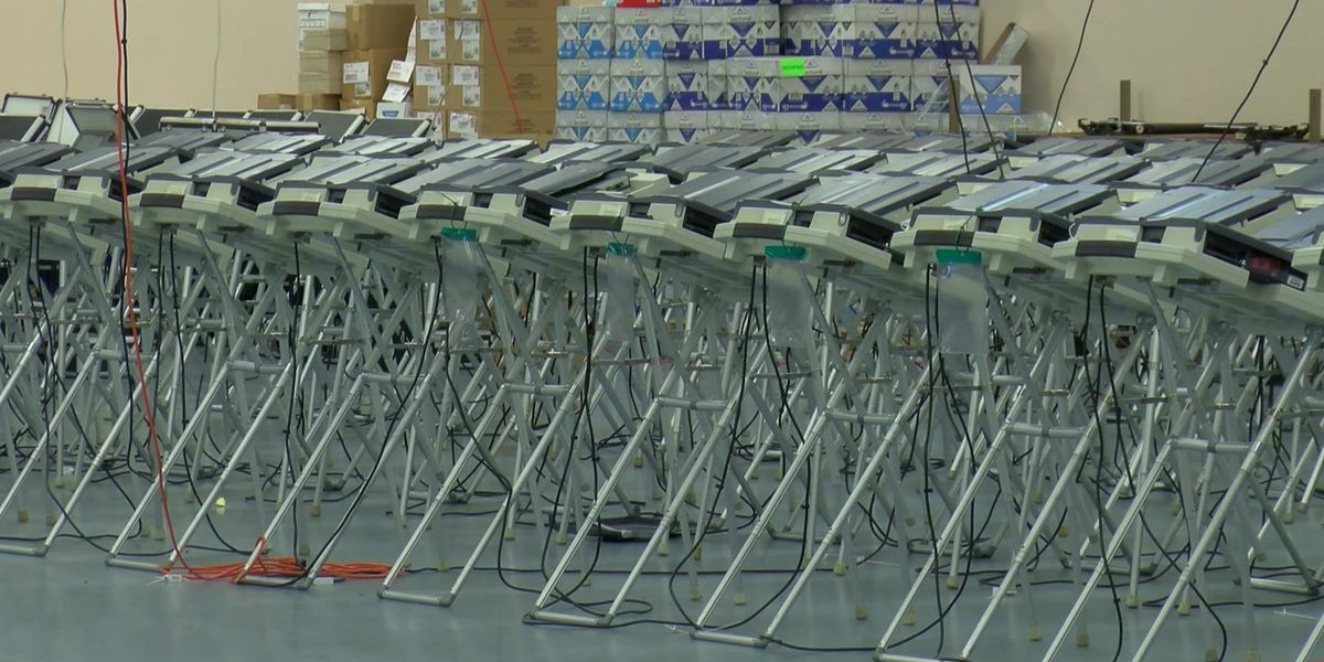 Shelby County considers replacing old voting machines