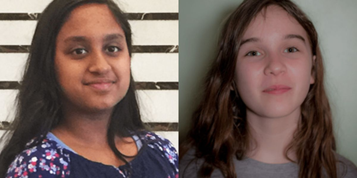 2 Germantown girls competing in National Spelling Bee