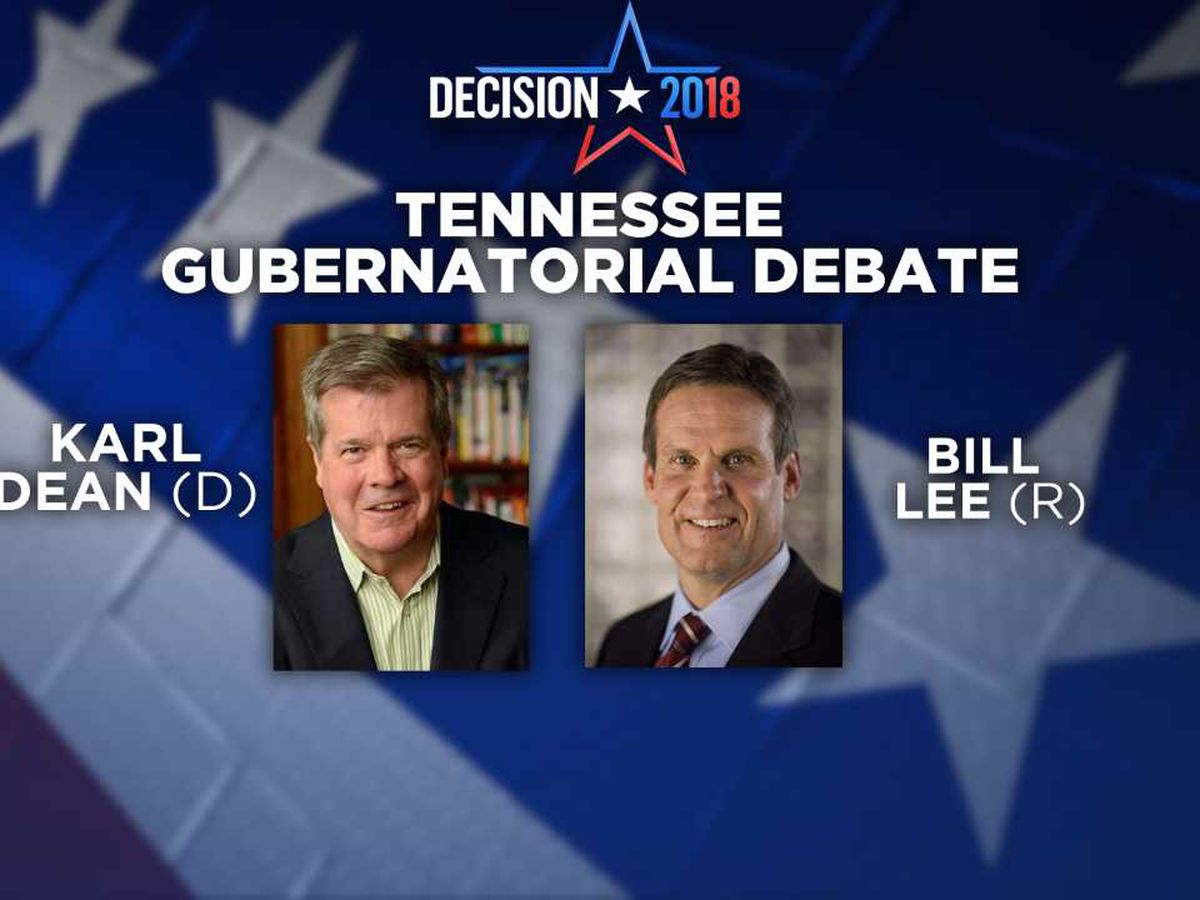 Tickets available for Memphis gubernatorial debate