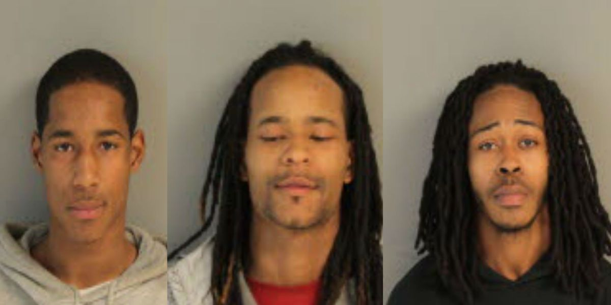 MPD: 3 men arrested, charged after aggravated robbery