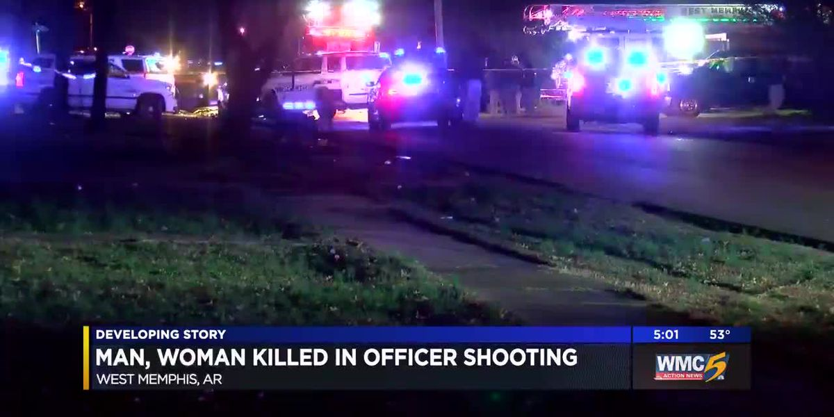 Man, woman killed after West Memphis officer-involved shooting