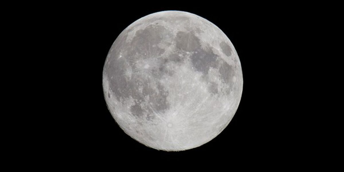 Breakdown: Why the moon isn't always visible