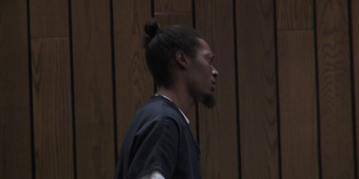 Man accused of beating stepson to death appears before judge