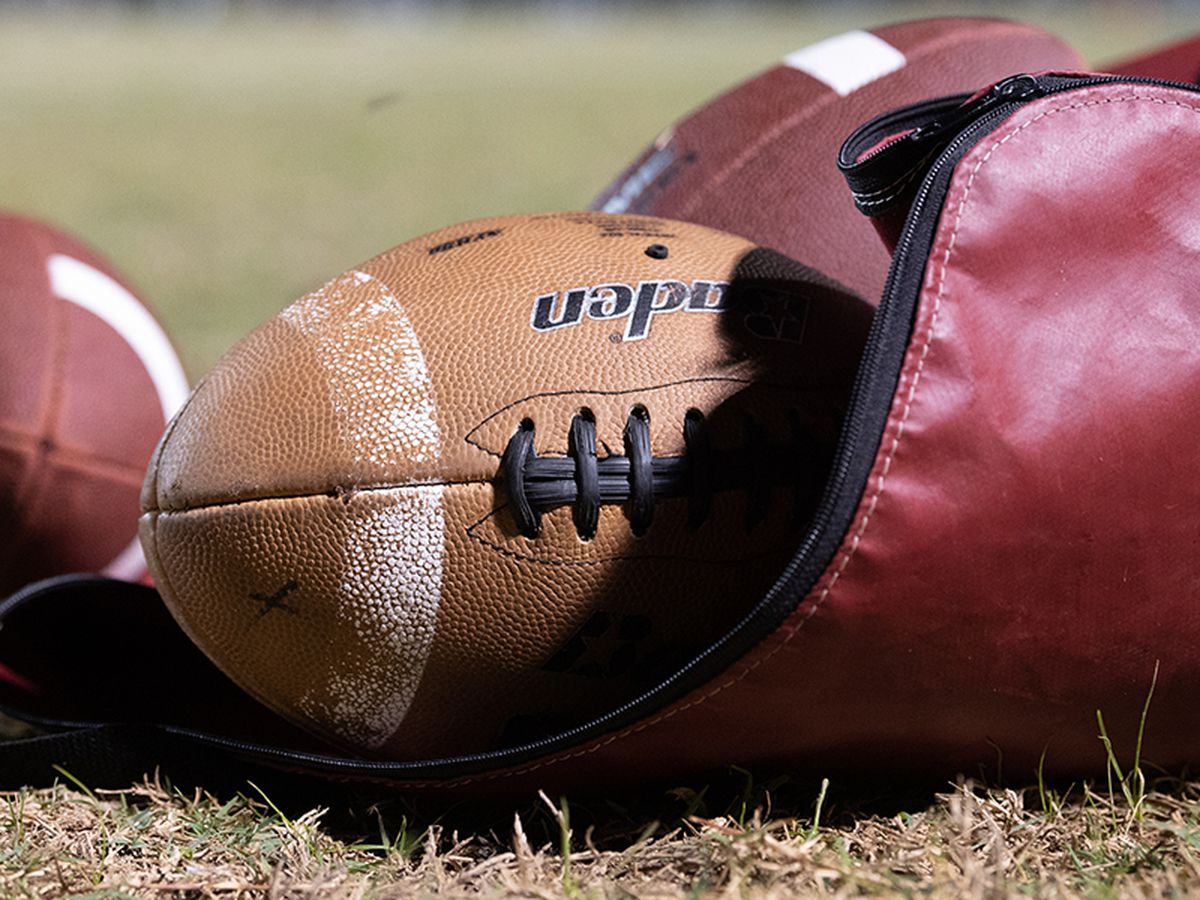 High school football state playoff results