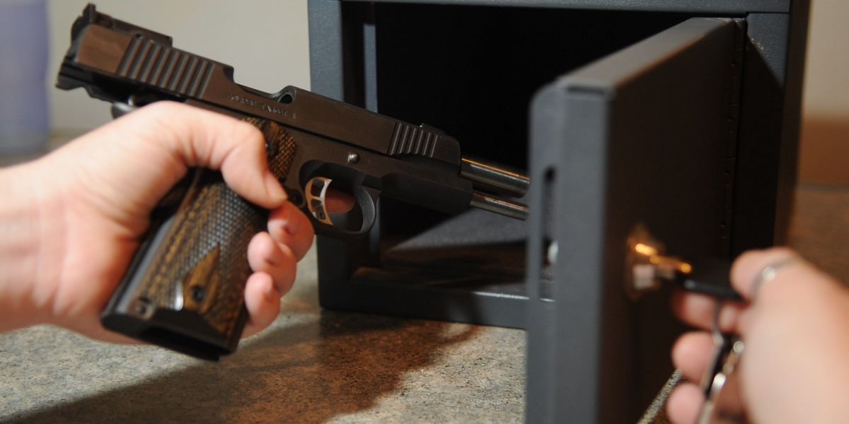 TN lawmakers look to make gun safes exempt from sales tax