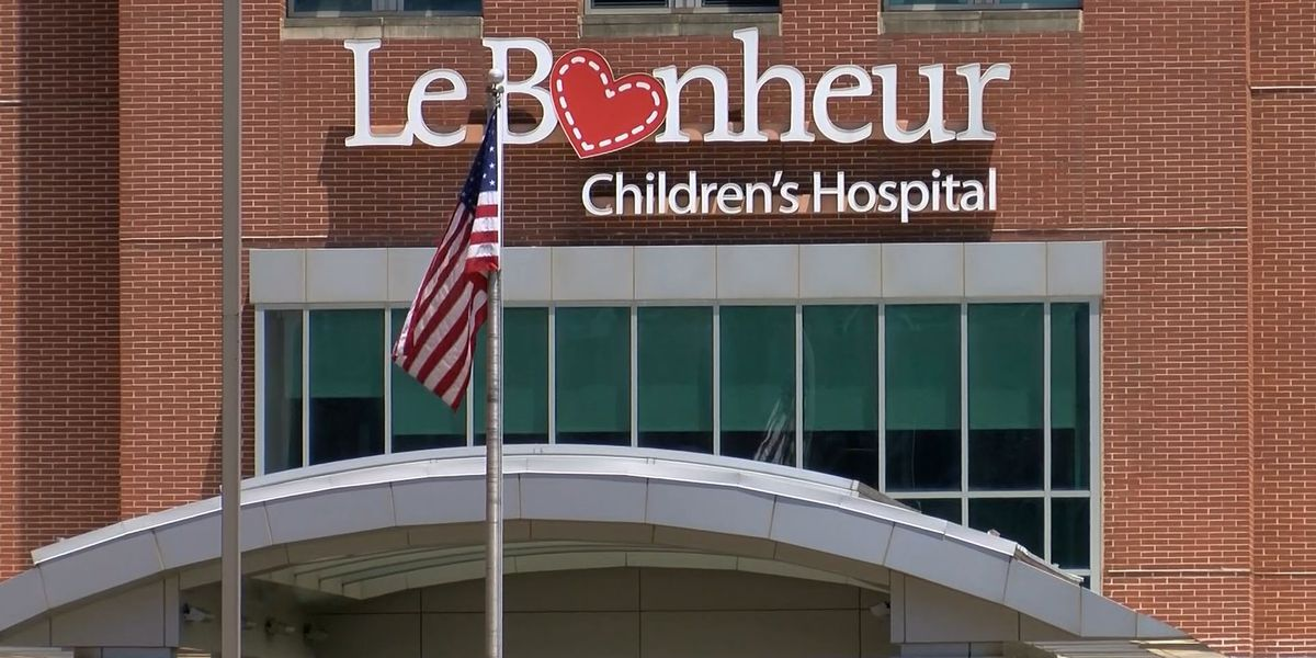 Le Bonheur Children's Hospital employee is 2nd confirmed case of COVID-19 in Shelby County