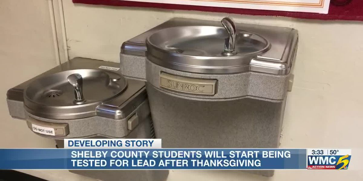 SCS students to be tested for lead after Thanksgiving