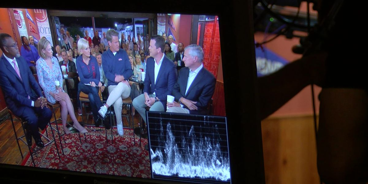 'Morning Joe' broadcasts Friday show from Oxford, Mississippi
