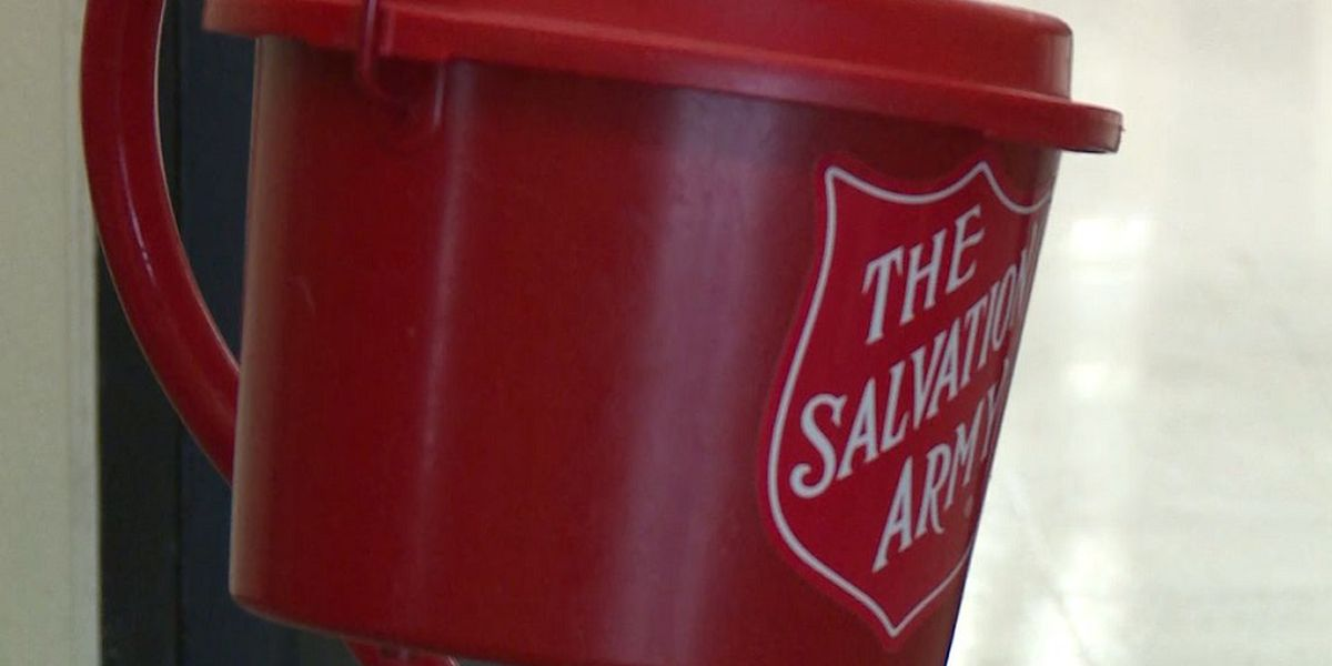 Anonymous donor leaves $6K diamond ring in Germantown Salvation Army red kettle