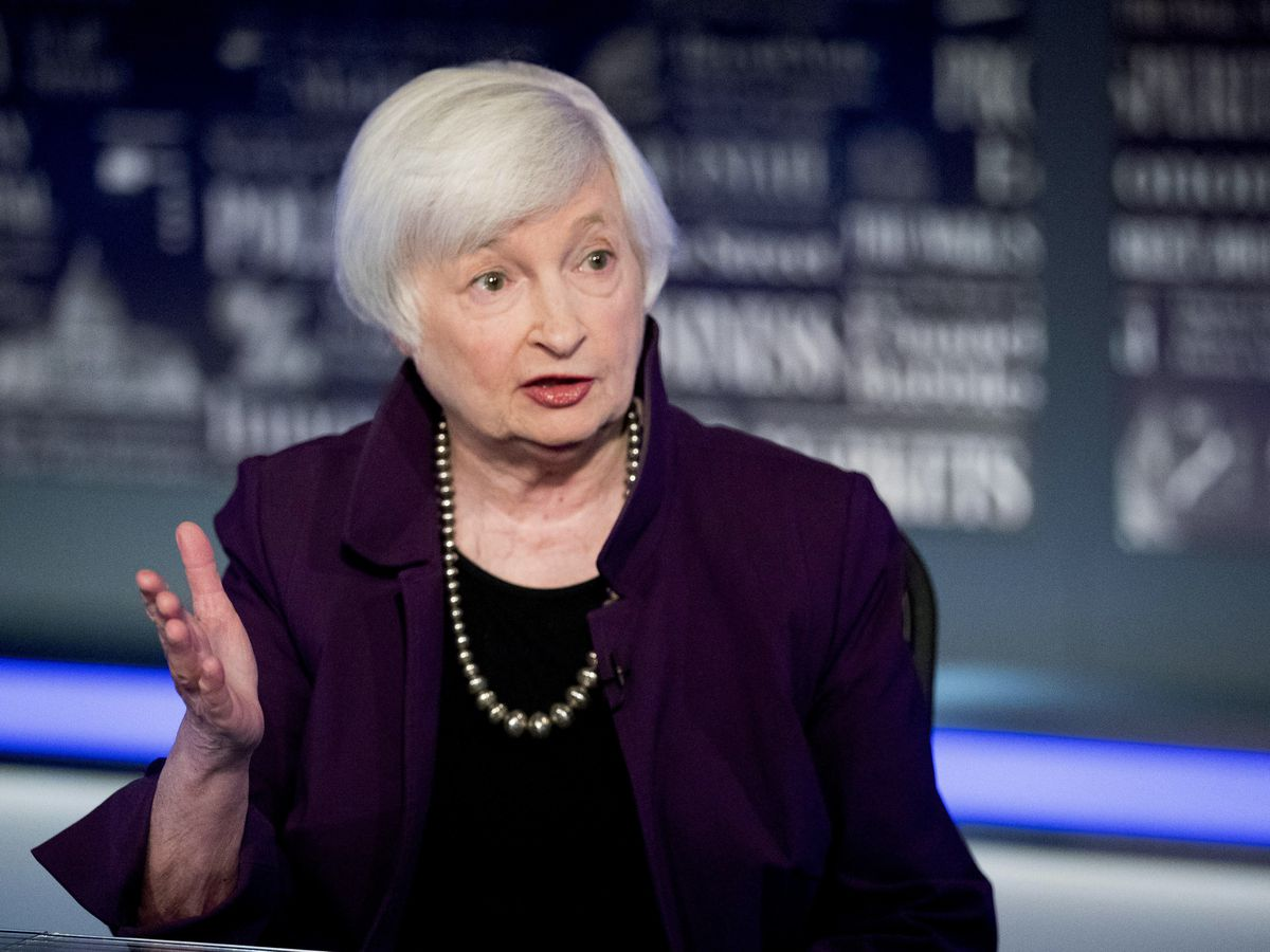 Janet Yellen wins Senate approval as treasury secretary