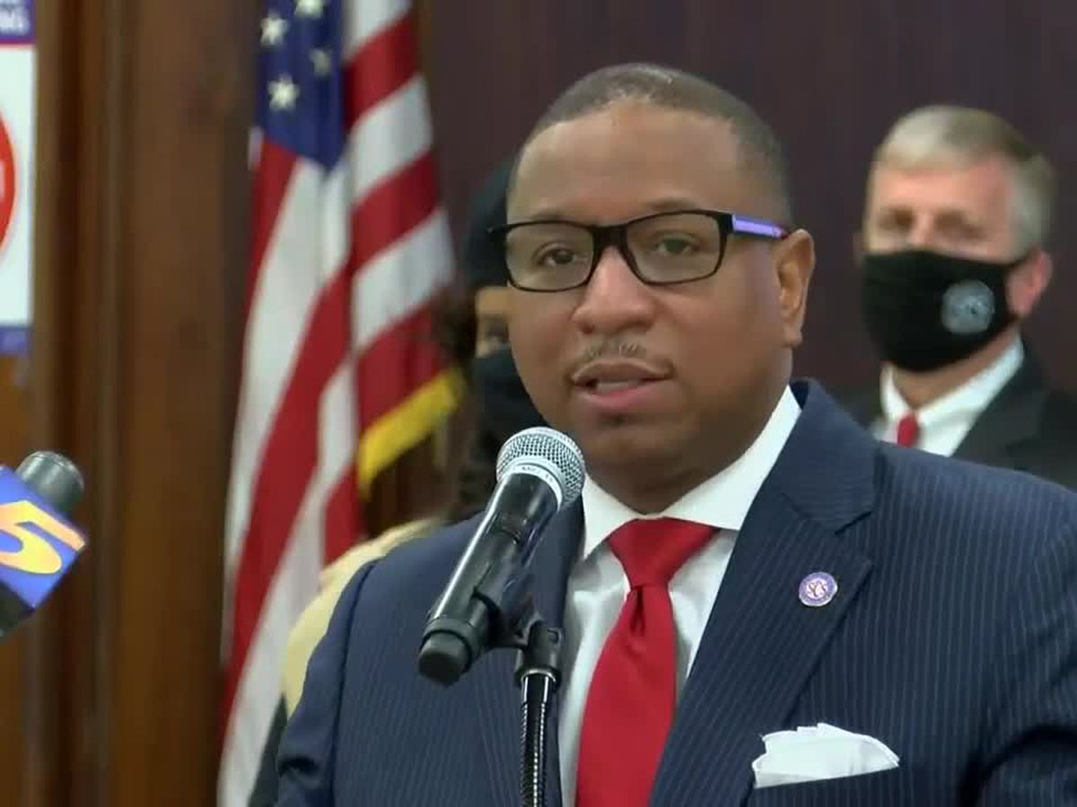 WATCH: Shelby County Schools superintendent giving State of the District speech
