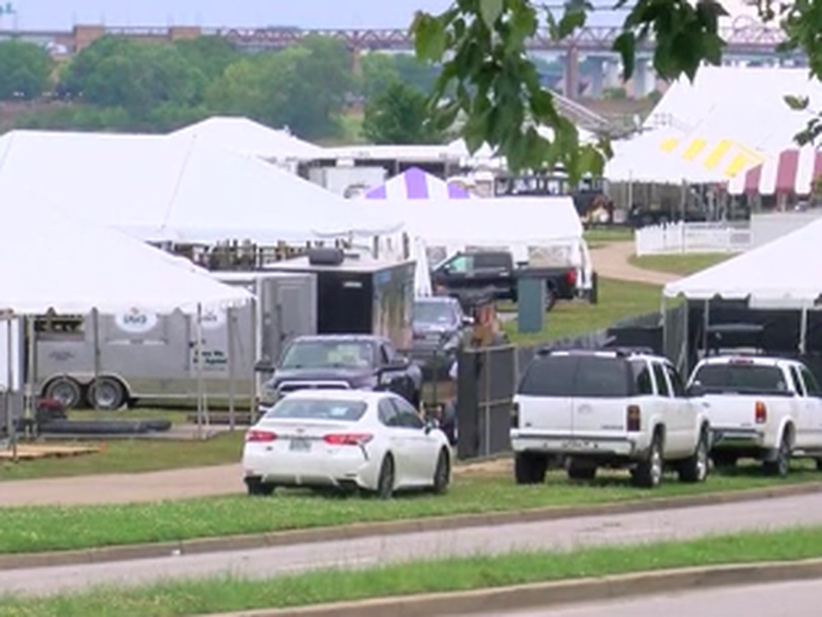 Memphis in May returns with world championship barbecue cooking contest