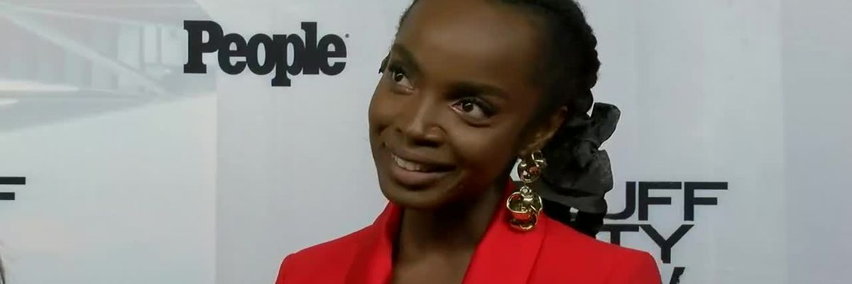 """MaameYaa Boafo hails from West Africa, her character is """"Briana Johnson"""" on Bluff City Law"""