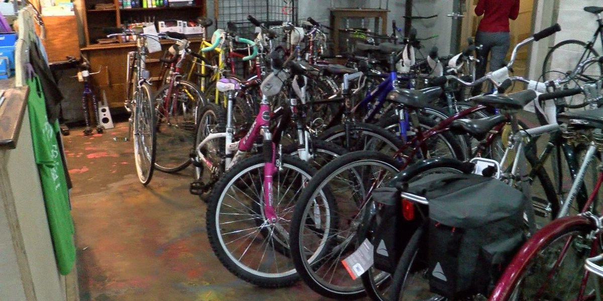 Organizations work to give teens bikes on Giving Tuesday