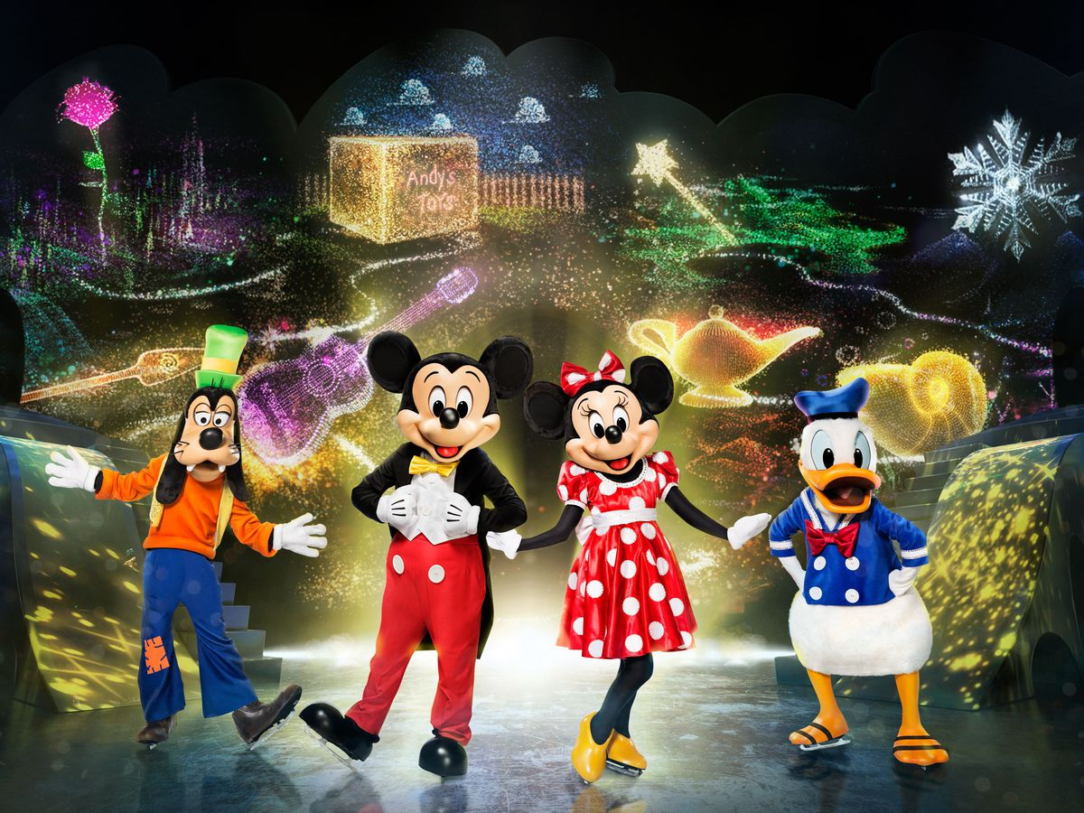Disney on Ice presents Mickey's Search Party May 27-31