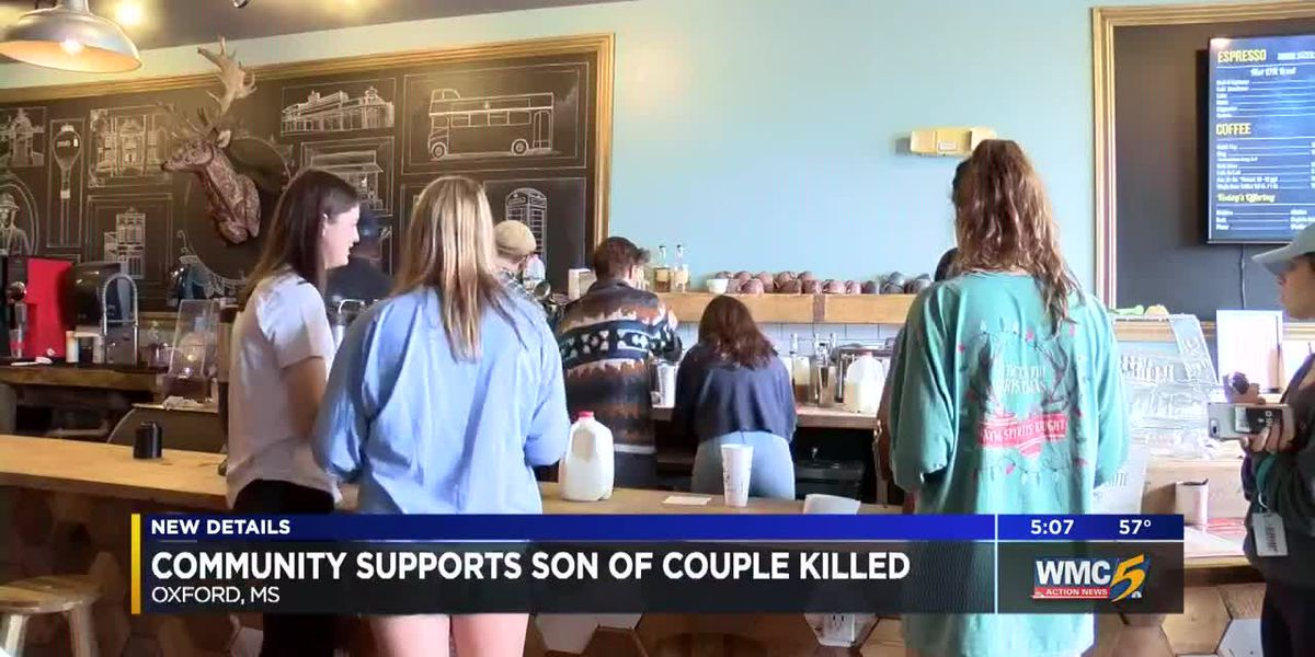 Oxford coffee shop donates proceeds to help orphaned teen