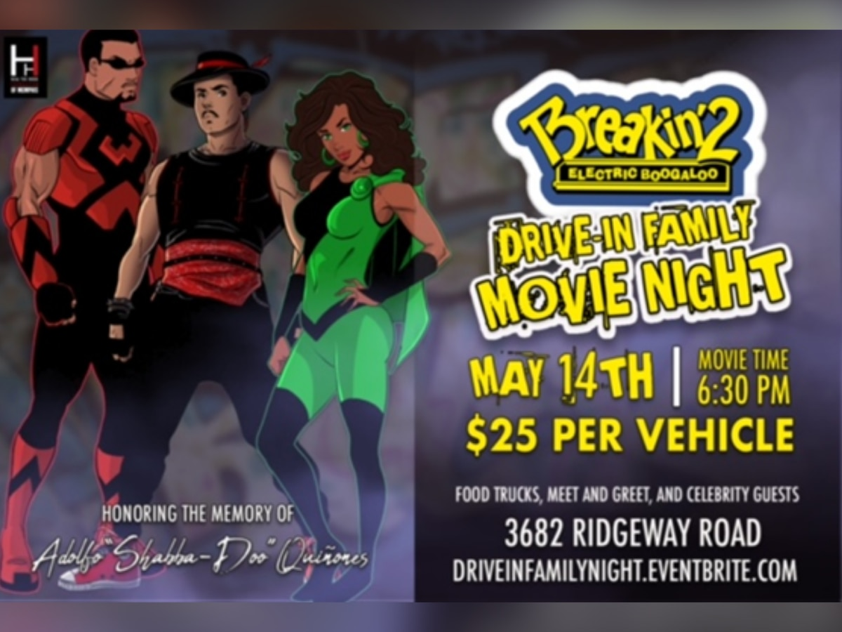 Heal the Hood Foundation of Memphis hosts Drive-In Movie Night
