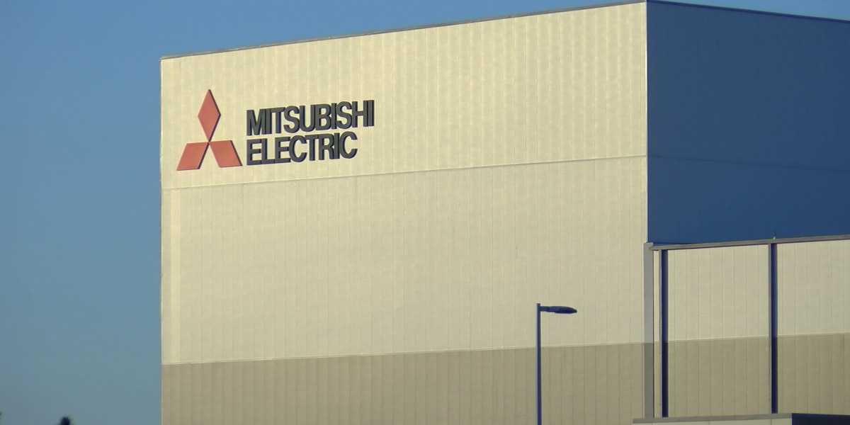 Mitsubishi Electric to lay off employees, sell factory in Memphis