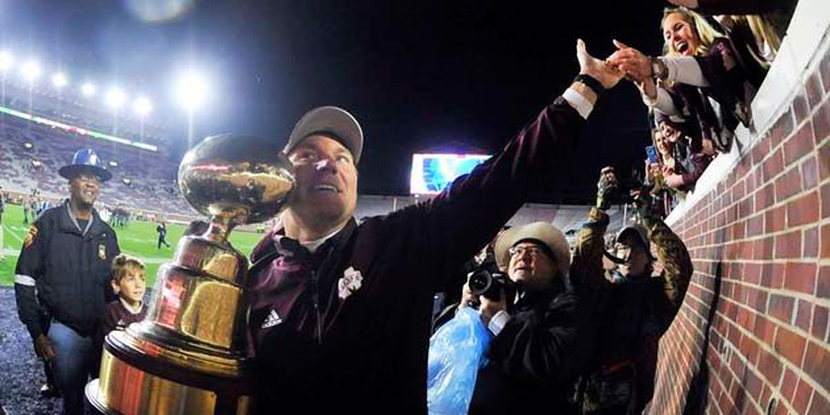 MSU extends head coach Dan Mullen for 4 years