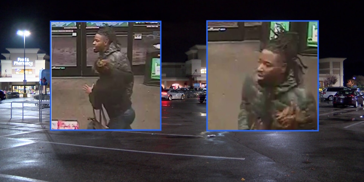 Police search for East Memphis Kroger shooter