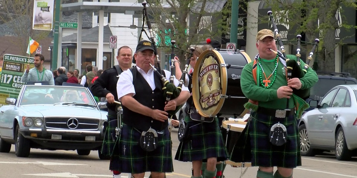 Beale Street St. Patrick's Day parade postponed until next month