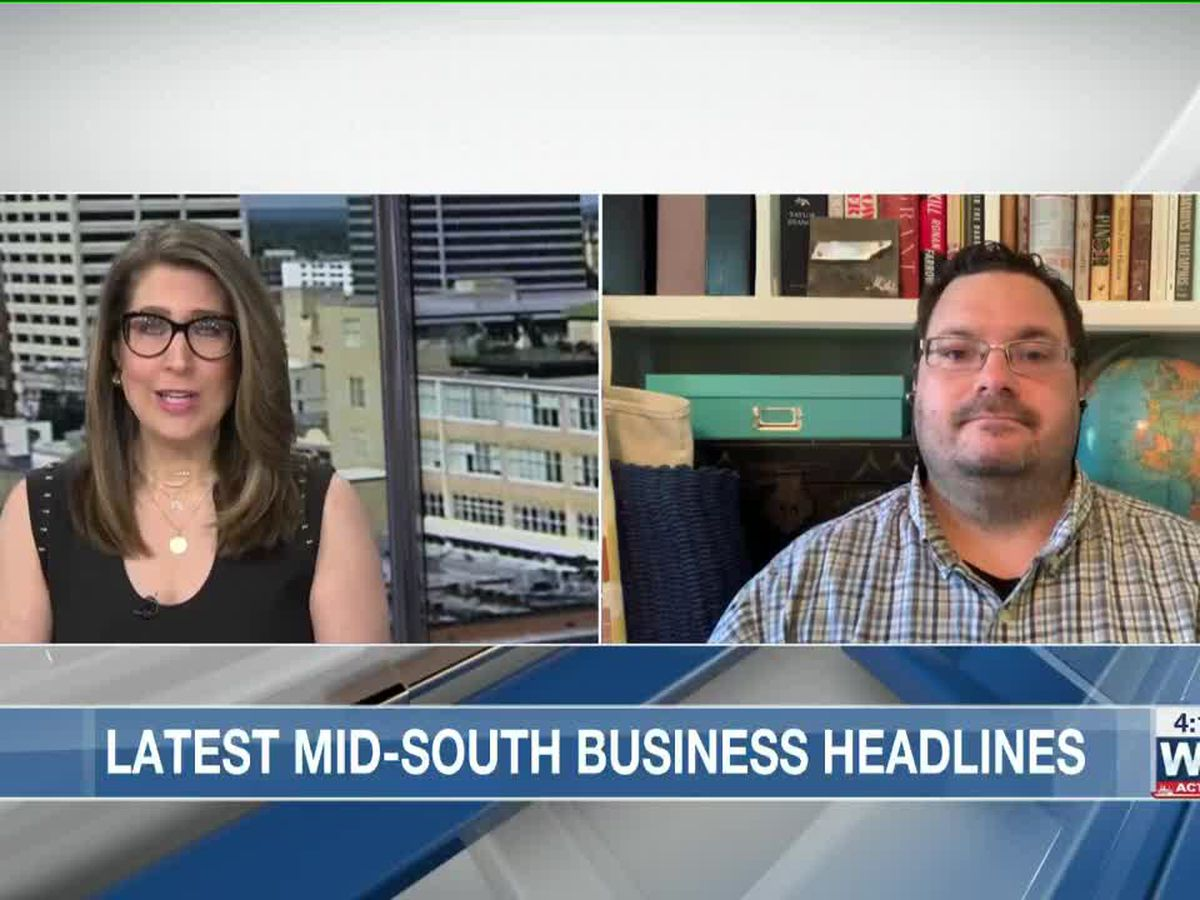 Mid-South business headlines: Muddy's Kat Gordon talks (bake) shop and closing Midtown spot for good