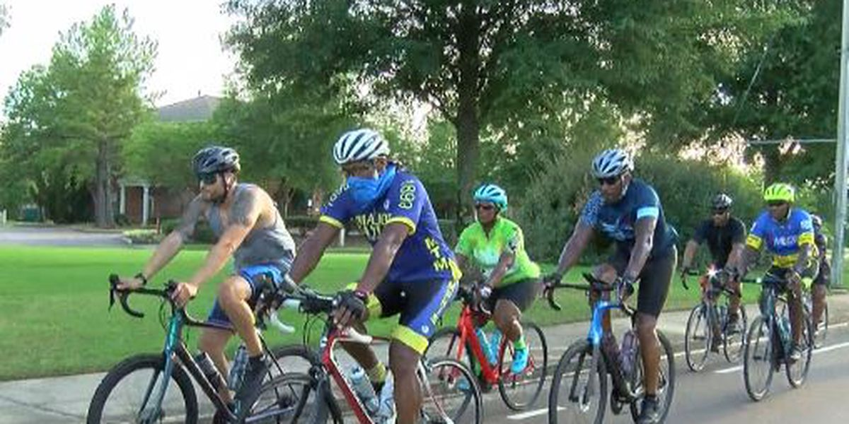 Memphis cycling group promotes social justice and healthy lifestyle for Black community, welcoming everyone