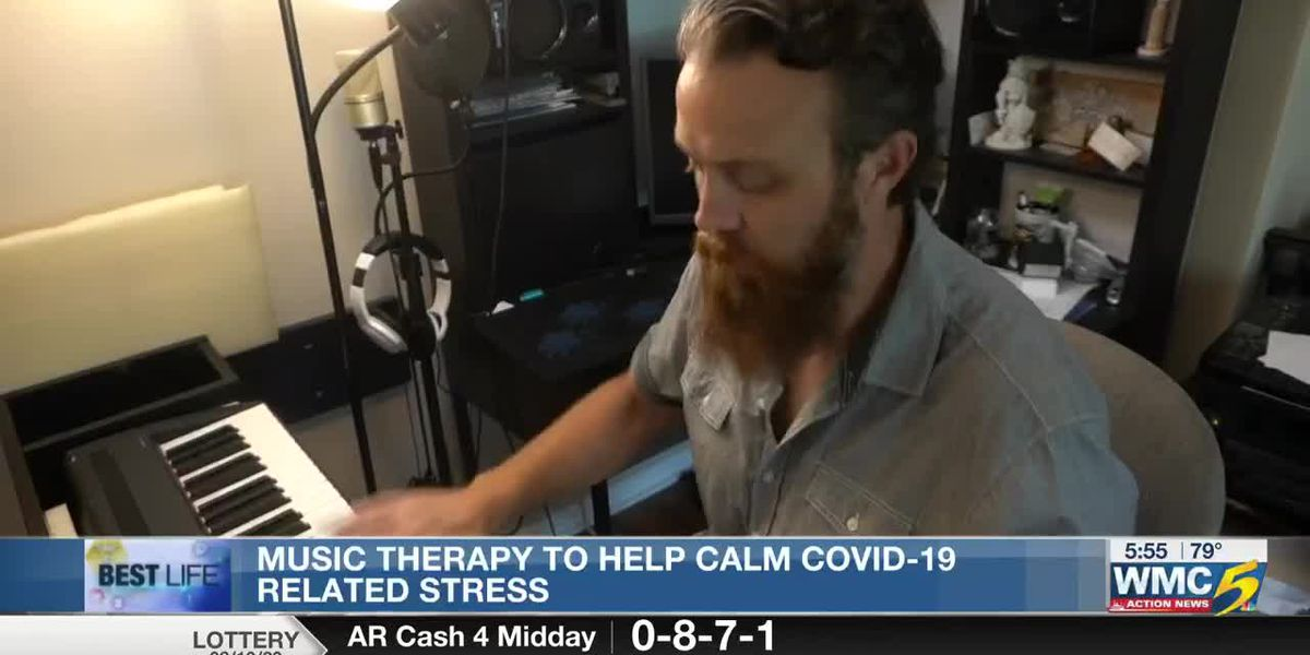 Best Life: Music therapy to help calm COVID-19 related stress