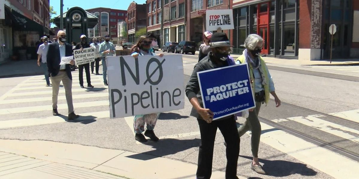 Memphis City Council to vote on future of Byhalia Pipeline