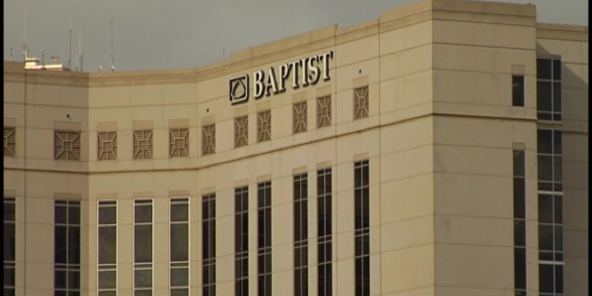 ICU beds briefly reach capacity at Baptist DeSoto, according to officials