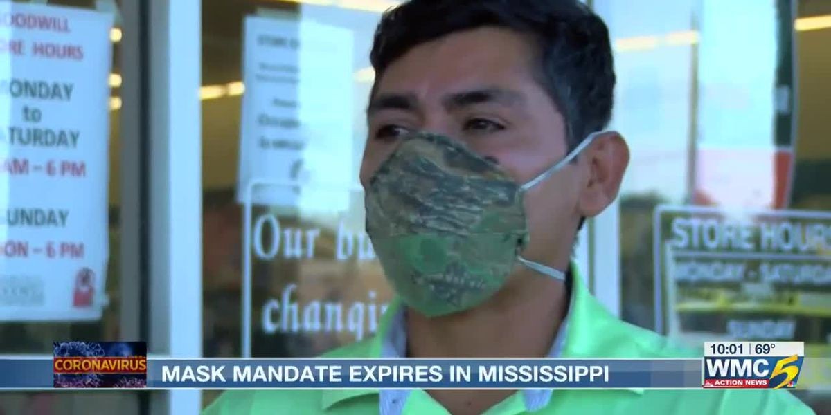 Mask mandate expires in Mississippi