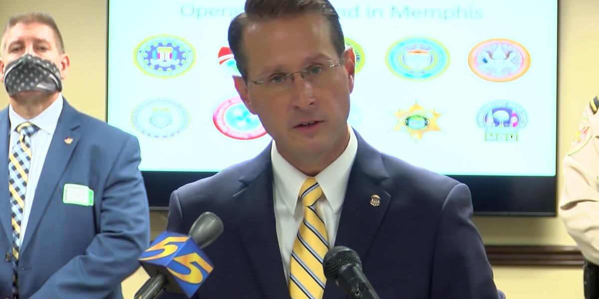 U.S. Attorney: No permission needed for federal agents to be in Memphis