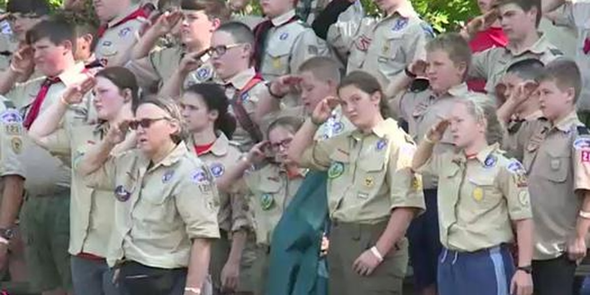 BSA scout camp opens doors to all-girl troops