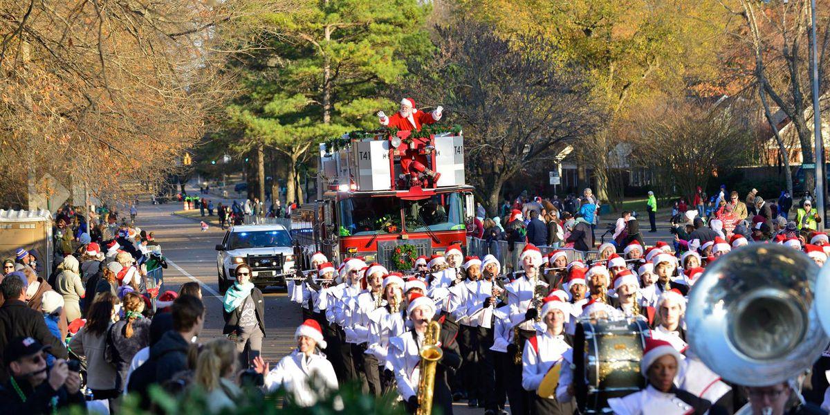 Germantown postpones holiday parade for Saturday rain