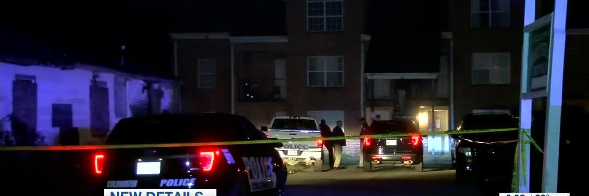 Police investigating Coldwater murder
