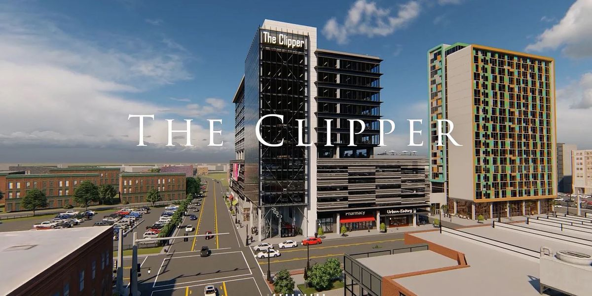 Clipper developers secure permit to build 19-story hotel, 25-story office building