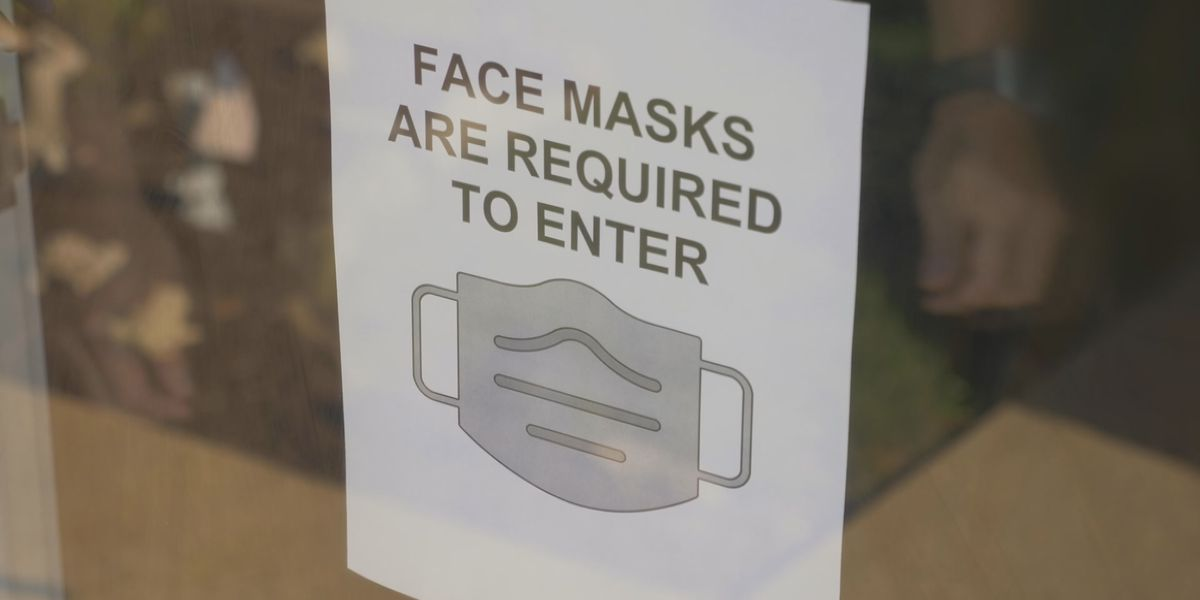 Memphis officials receive nearly 50 complaints within days of issuing city mask ordinance