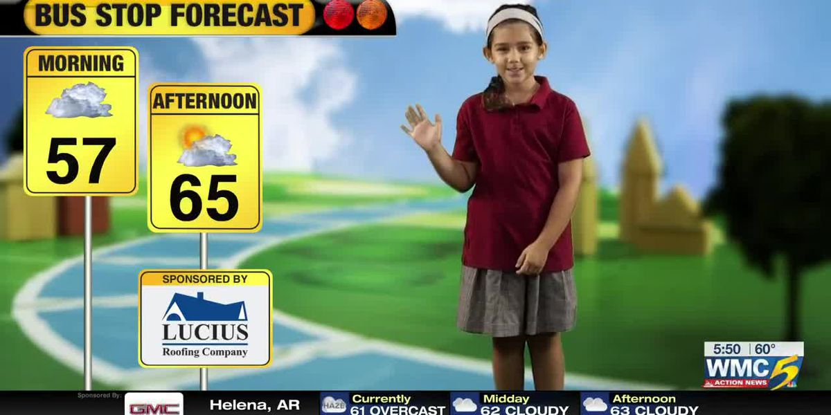 Mar. 3 - Bus Stop Forecast
