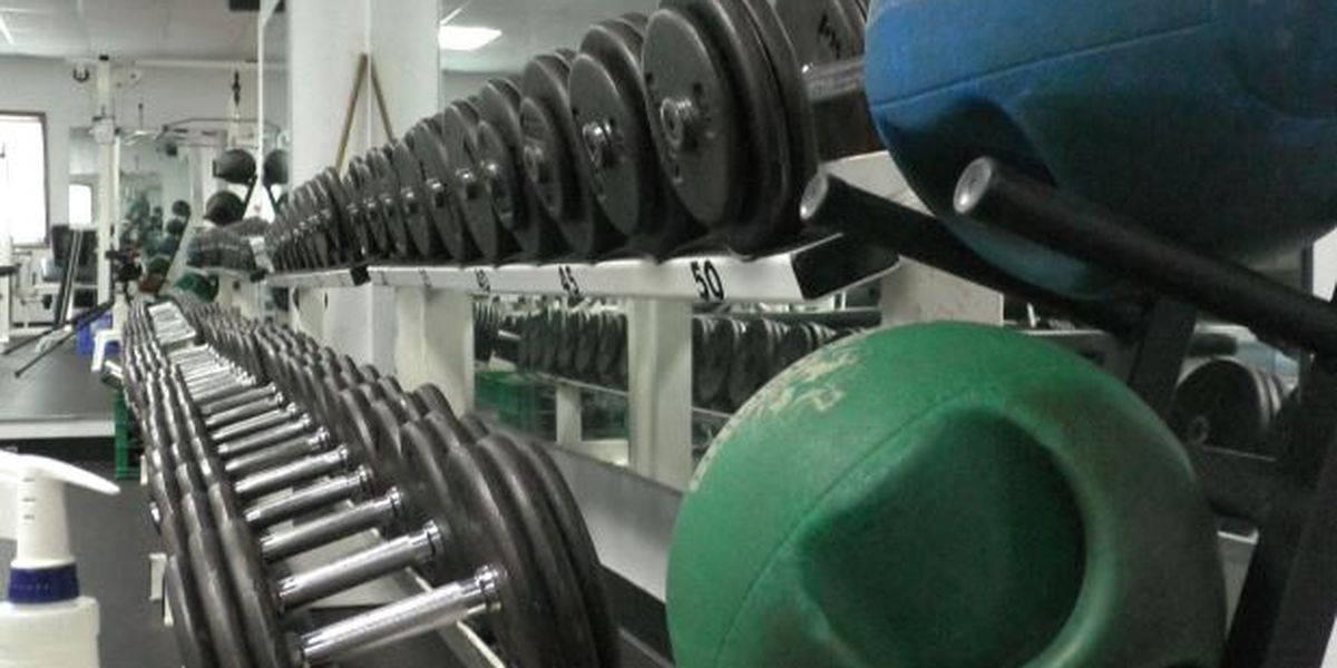 Best Life: Keeping COVID-19 away when getting back to the gym