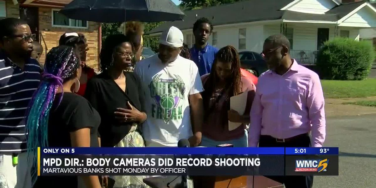 Director Rallings says there is body cam footage of South Memphis officer-involved shooting