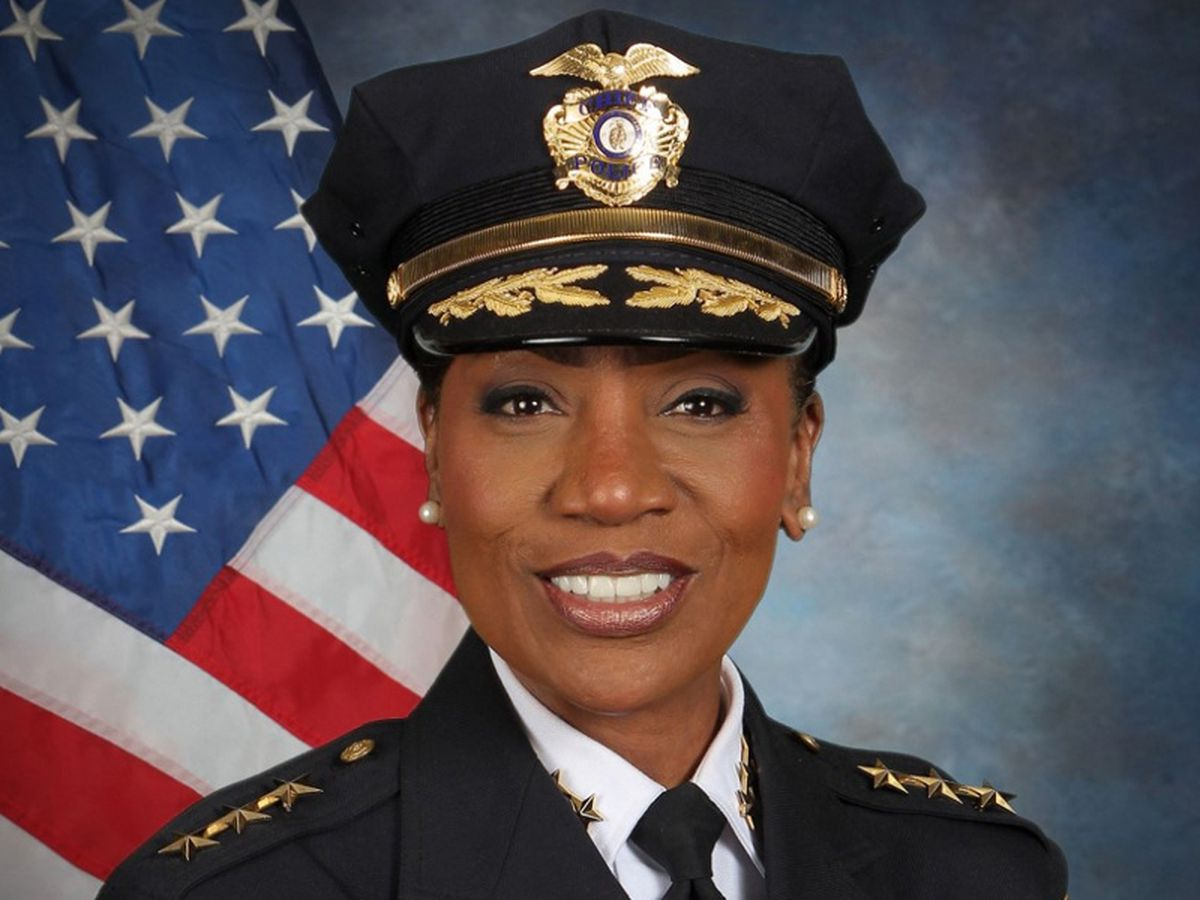 Nominee for police chief focused on community policing and crime reduction in Memphis